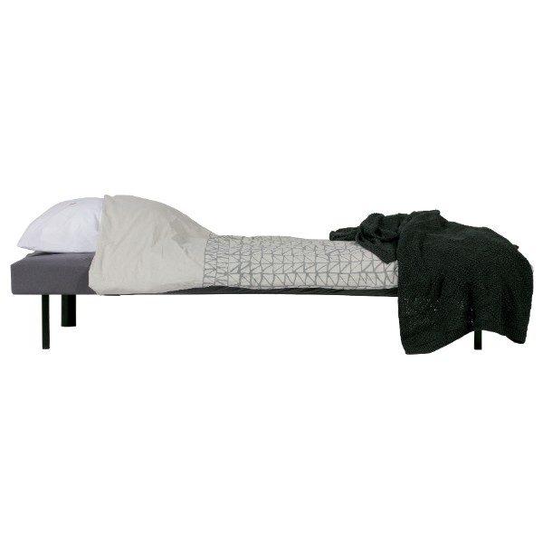 Milan slaapbank licht grijs 6 slapenonline