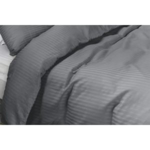 Dekbedovertrek Primaviera Deluxe Hotel linnen anthracite slapenonline 1