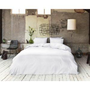 Dekbedovertrek Primaviera Deluxe Hotel linnen white slapenonline