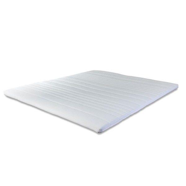 Topdekmatras basic comfort slapenonline