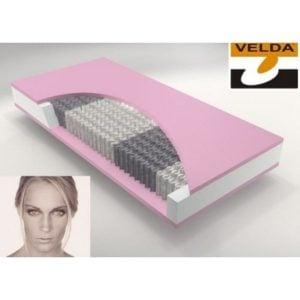 Velda matras Pocket 300 Visco wol slapenonline