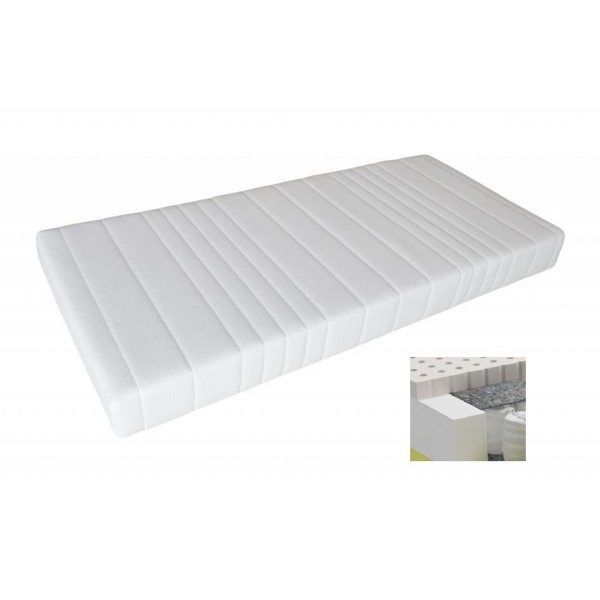 Matras pocketvering latex 350 slapenonline