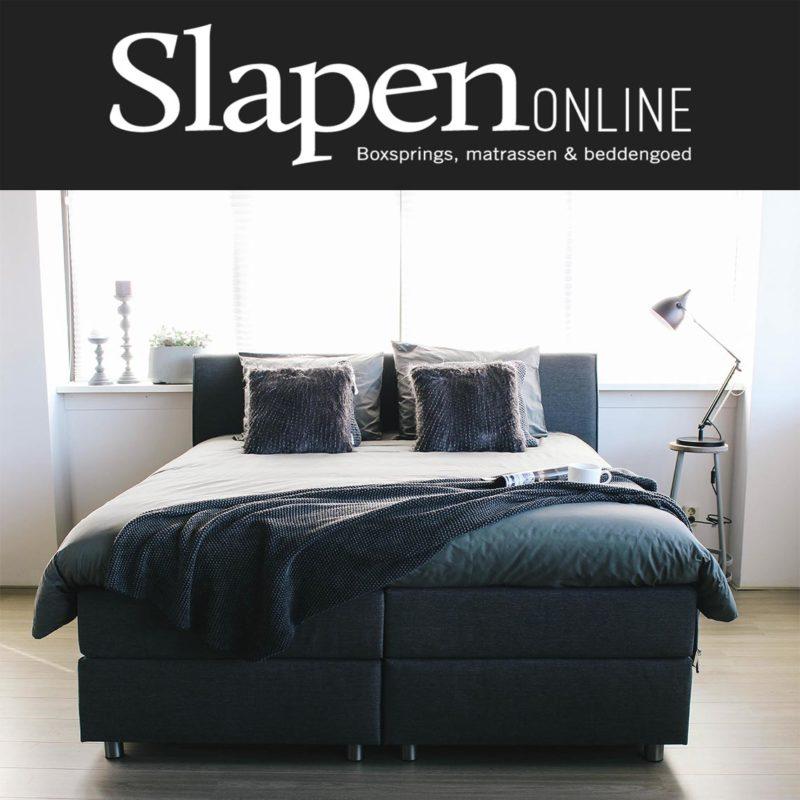 Compleet Bed 180x200.Boxspring Compleet 180x200 Slapen Online