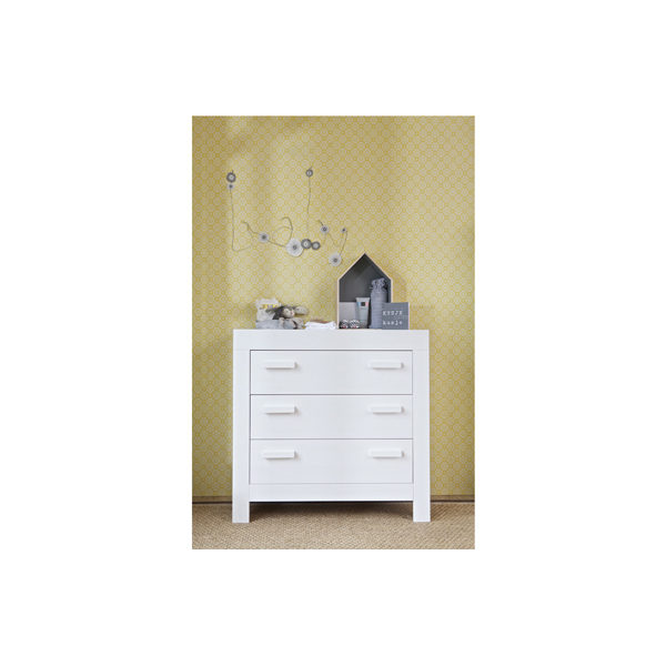 WOOOD New Life Commode Geborsteld Wit Slapenonline kinderkamer