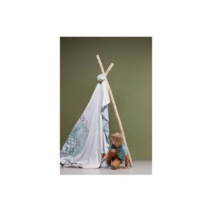 Tinne+Mia Cirque dekbedovertrek 1-persoons grijs slapenonline