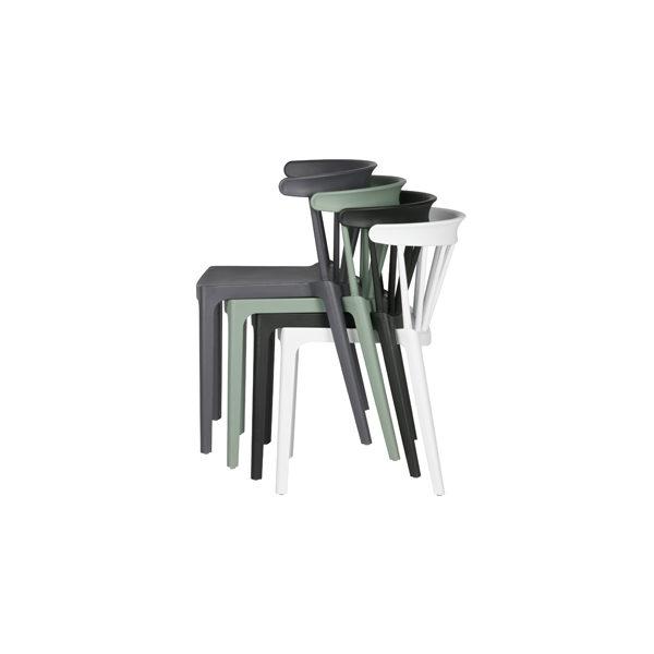 Stapelbare stoel slapenonline