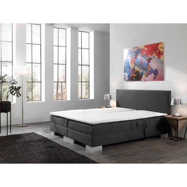 Dreamhouse boxspring elektrische modern London 5 slapenonline