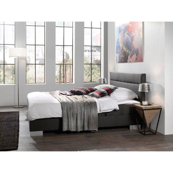 Dreamhouse boxspring elektrische modern New York 7 slapenonline