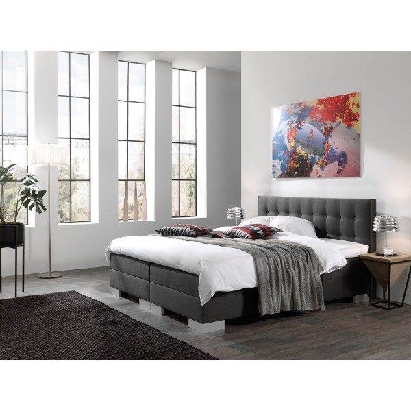Dreamhouse boxspring elektrische modern Paris 3 slapenonline