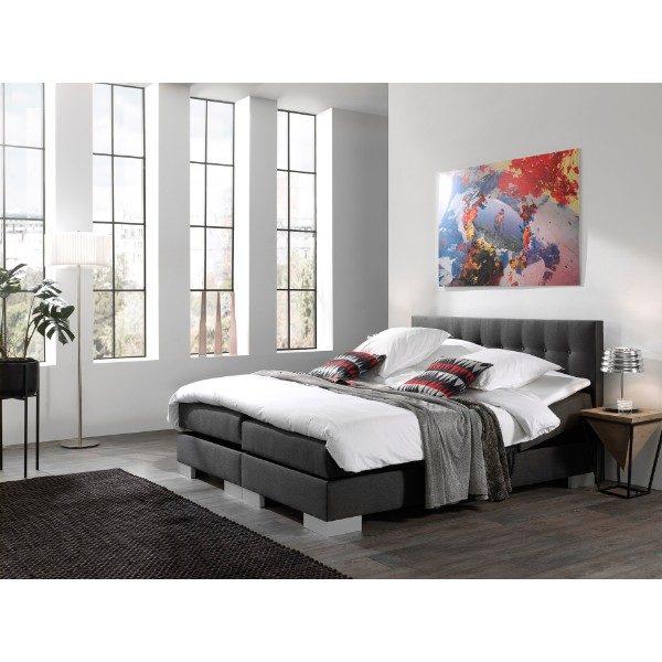 Dreamhouse boxspring elektrische modern Paris 4 slapenonline