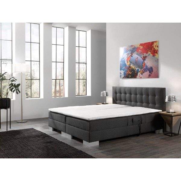 Dreamhouse boxspring elektrische modern Paris 5 slapenonline