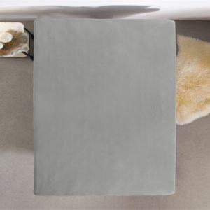 Hoeslaken Jersey 135 gr. Grey