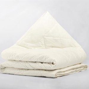 Percale Cotton Wool Touch 4-Seizoenen Dekbed Cream