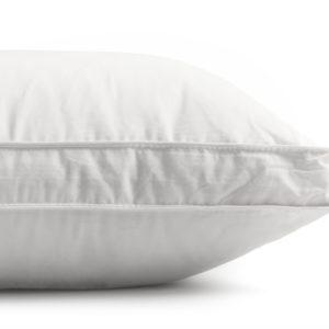 300 Count Satin Box Pillow Cream