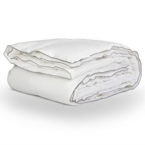 Percale Cotton Touch Enkel Dekbed White