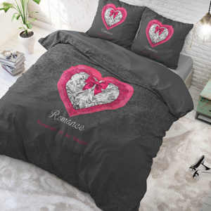 Romance Heart Anthracite