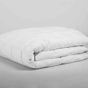 Velvet Half Dons 4-Seizoenen Dekbed White