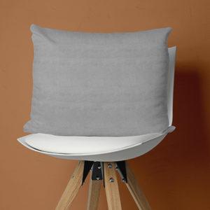 Pillowcase Flanel (2 in 1) Grey