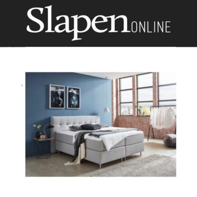 Boxspring Alkmaar - Slapen Online