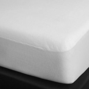 Hotel Vinyl Molton Hoeslaken White