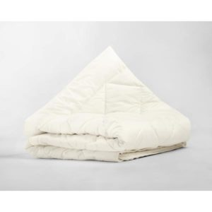 Percale Cotton Wool Touch Enkel Dekbed Cream
