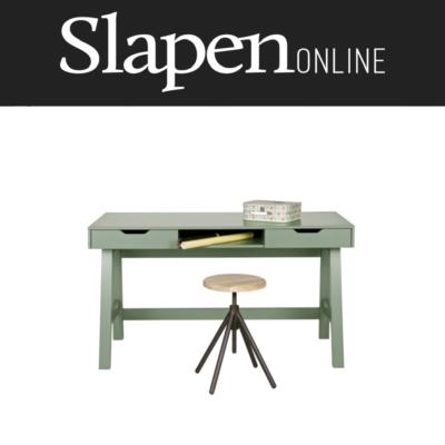 Kinderbed en bureau - Slapen Online