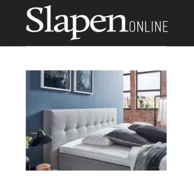 Boxspring Cooper-Slapen Online