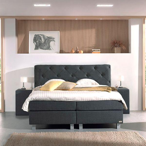 Dreamhouse Bergamo comfort boxspring 180 x 200 Zonder montage