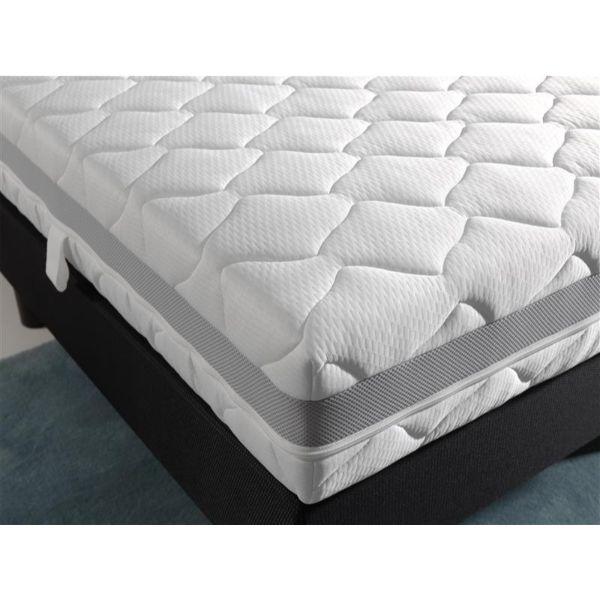 Sleeptime matras 3D Infinity pocket NASA 4 slapenonline