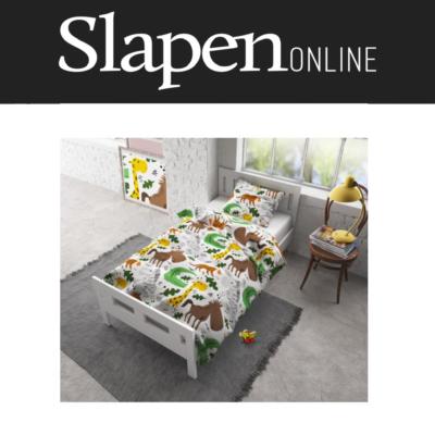Dekbedovertrek jongen-Slapen Online