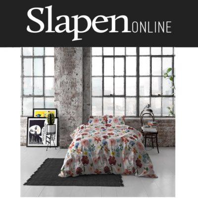 Dekbedovertrek van satijn-Slapen Online