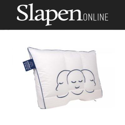 Goed hoofdkussen bij nekklachten - Slapen Online