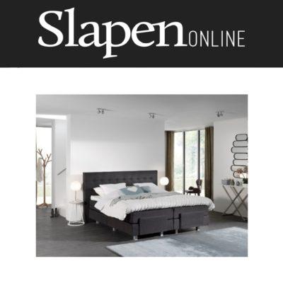 Tweepersoons boxspring Alkmaar - Slapen Online